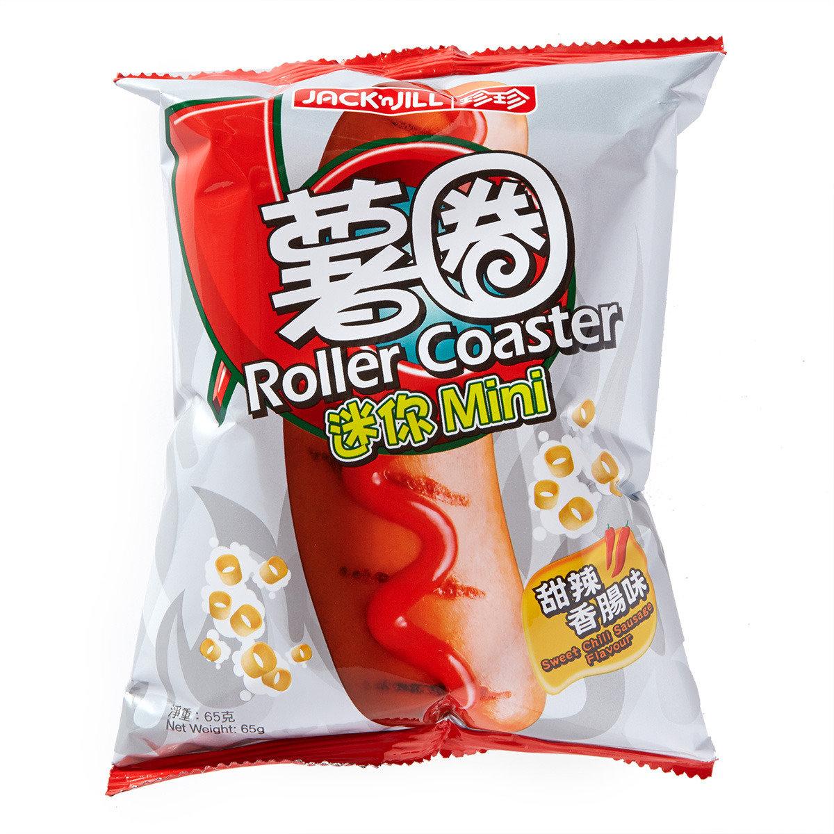 薯圈-甜辣香腸味