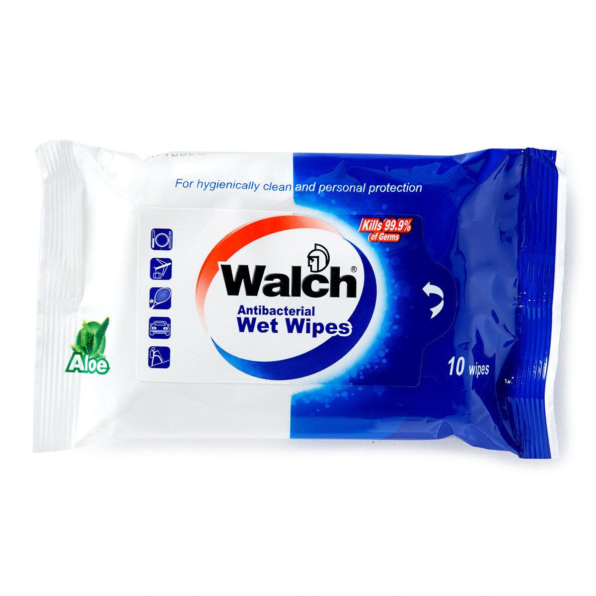 消毒濕紙巾