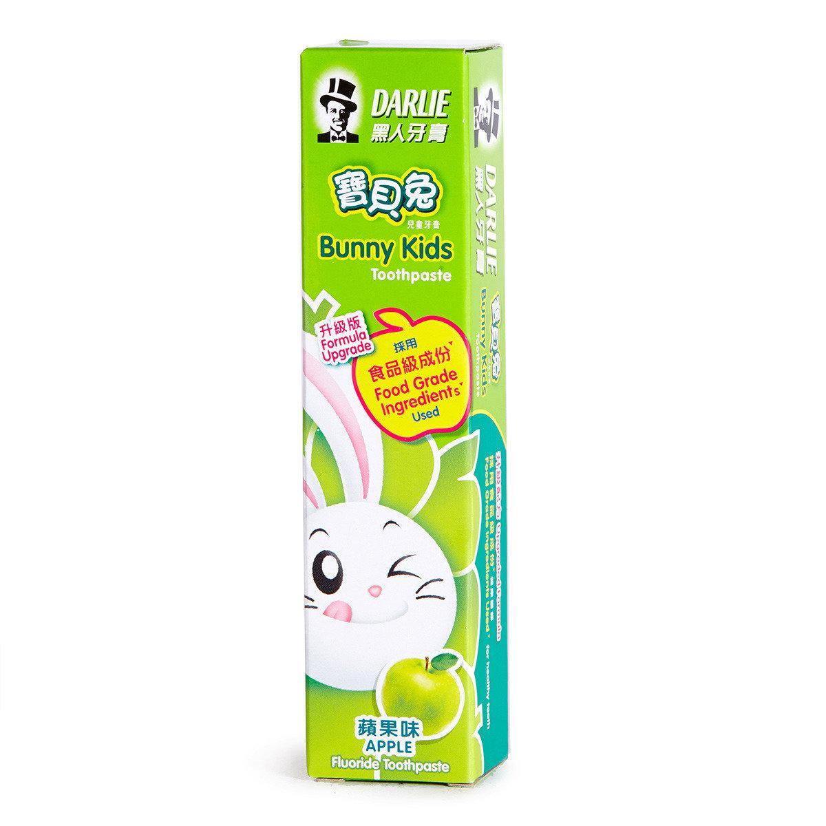 寶貝兔兒童牙膏(蘋果味)