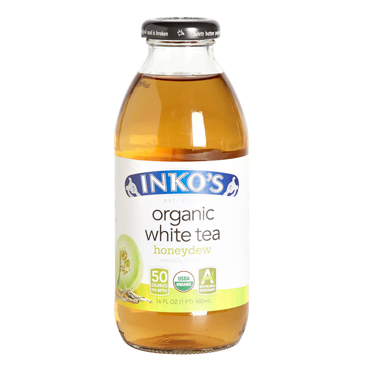 有機蜜瓜白茶