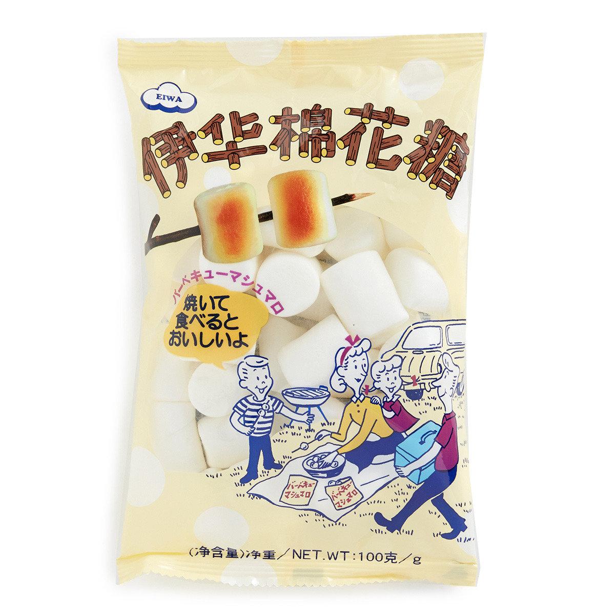 伊華棉花糖 (大粒)