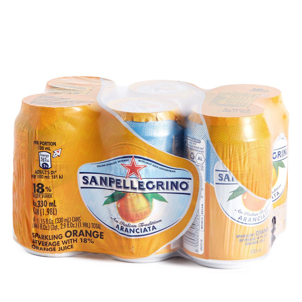 有氣甜橙汁
