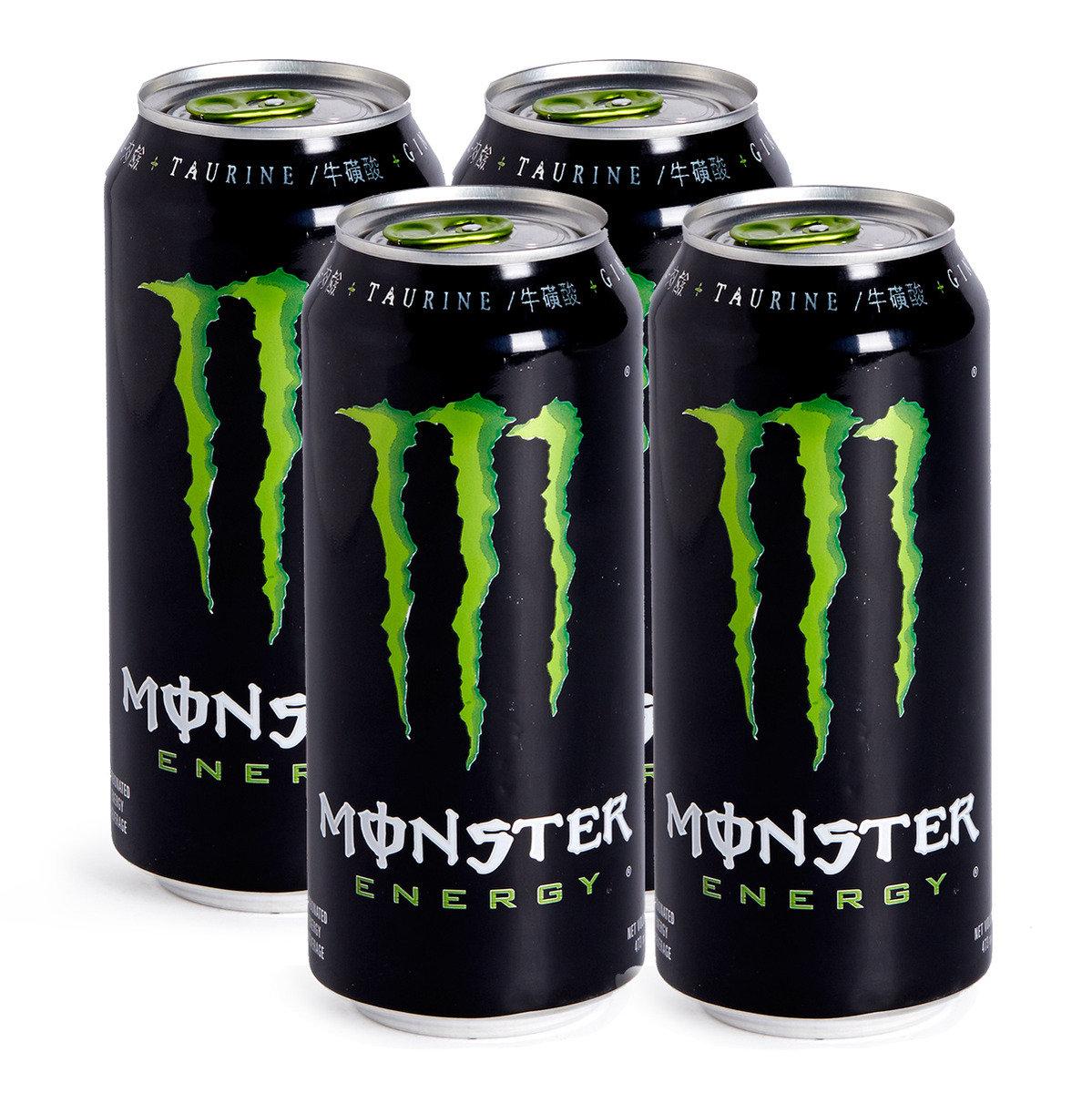 碳酸能量飲料