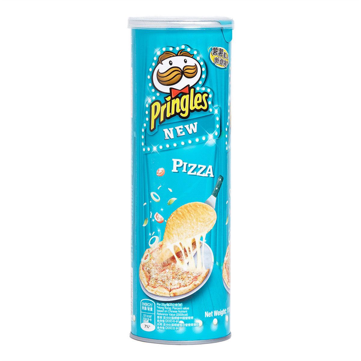 薯片 - 薄餅味