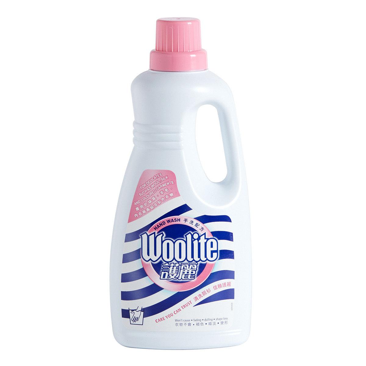 洗衣液 - 手洗配方