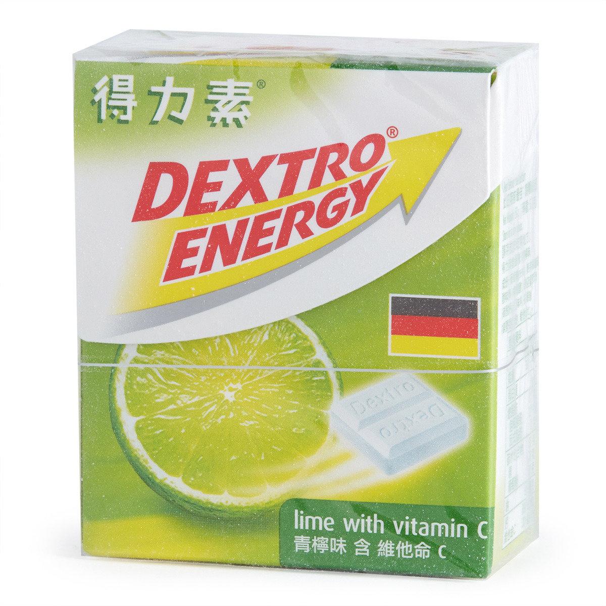 能量糖青檸味