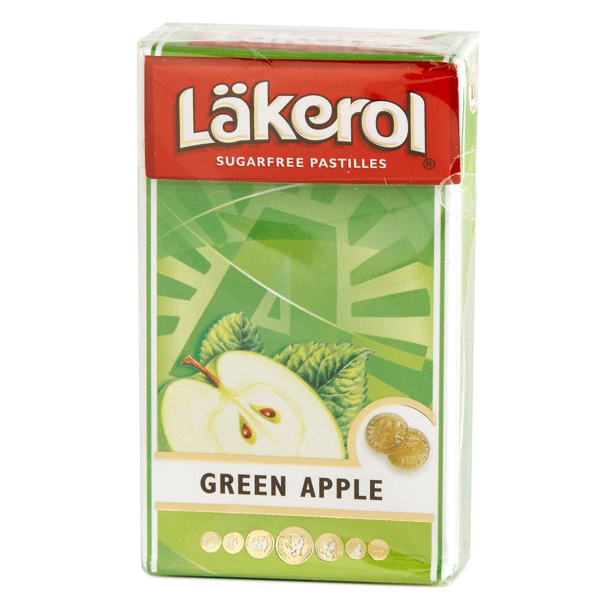 無糖軟糖青蘋果味