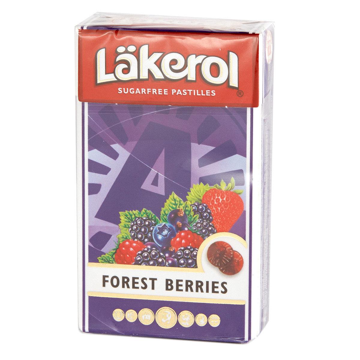 無糖軟糖精選莓果味