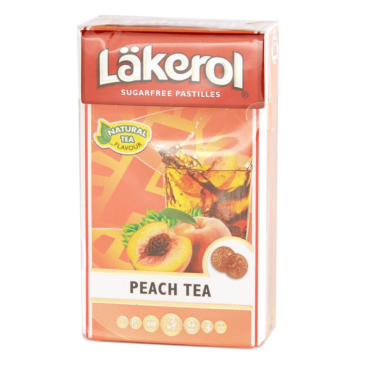 無糖軟糖蜜桃茶味