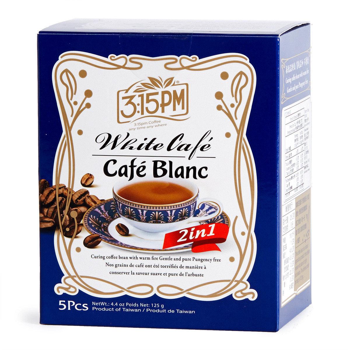 2合1即溶白咖啡