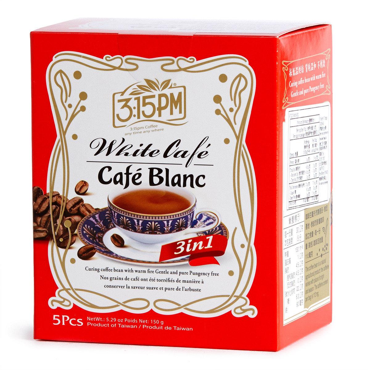 3合1即溶白咖啡