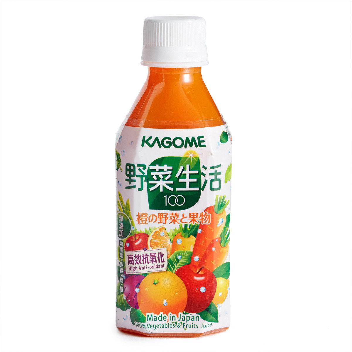 甘筍混合汁