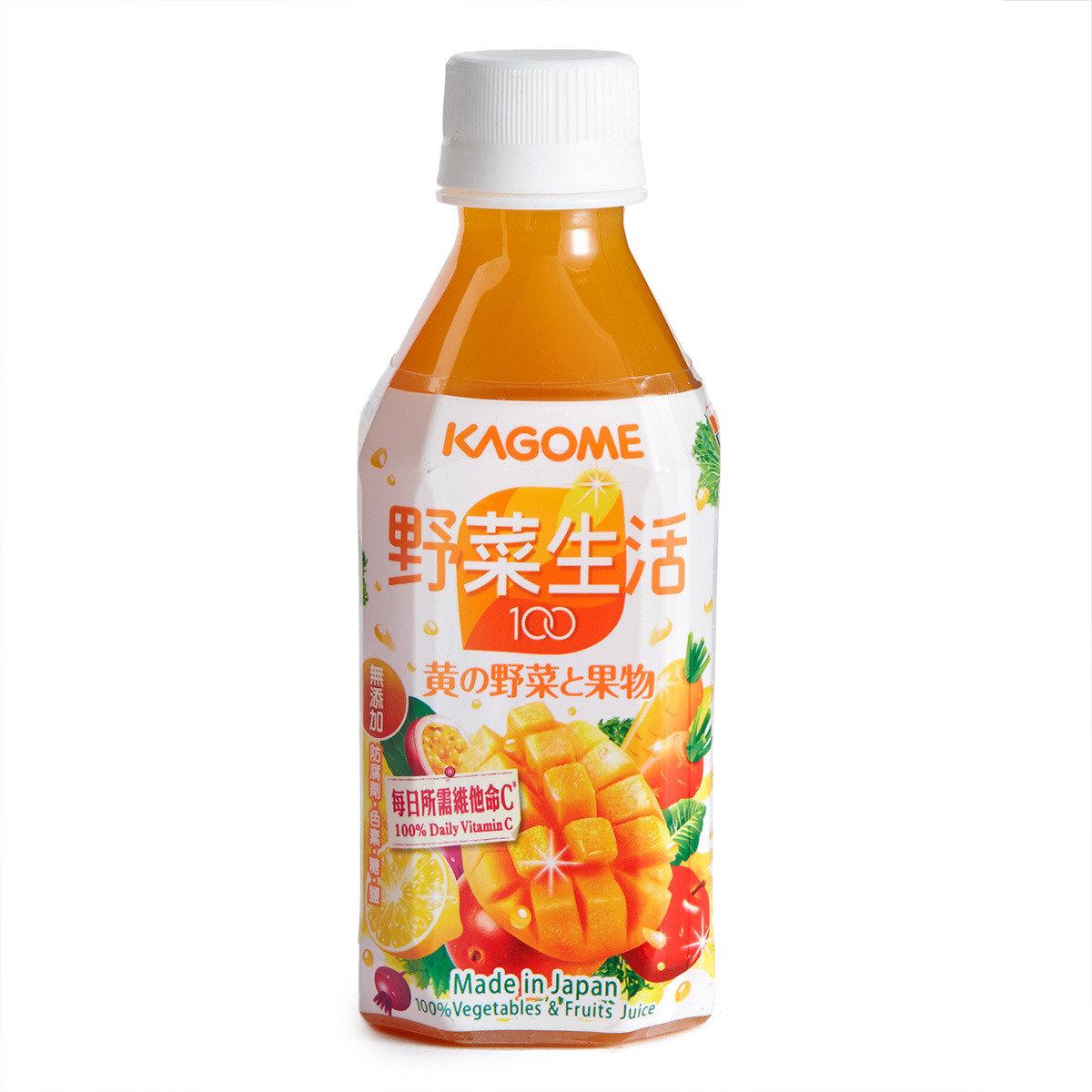 芒果混合汁