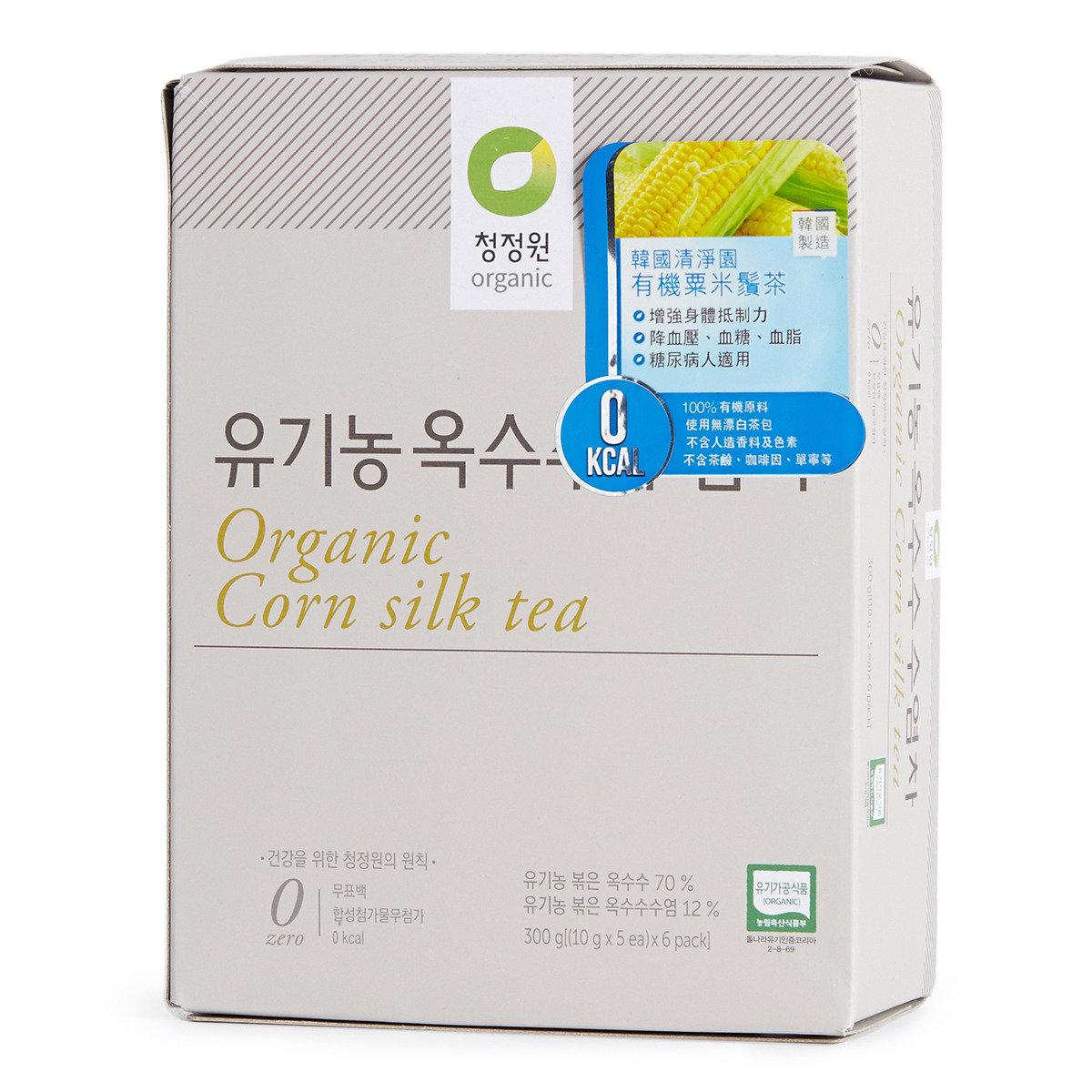 有機粟米鬚茶