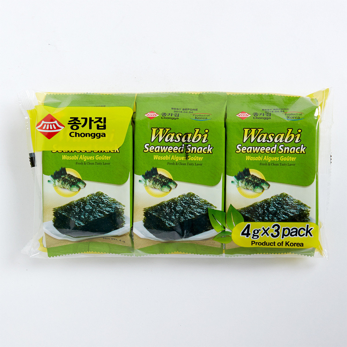 芥辣紫菜零食