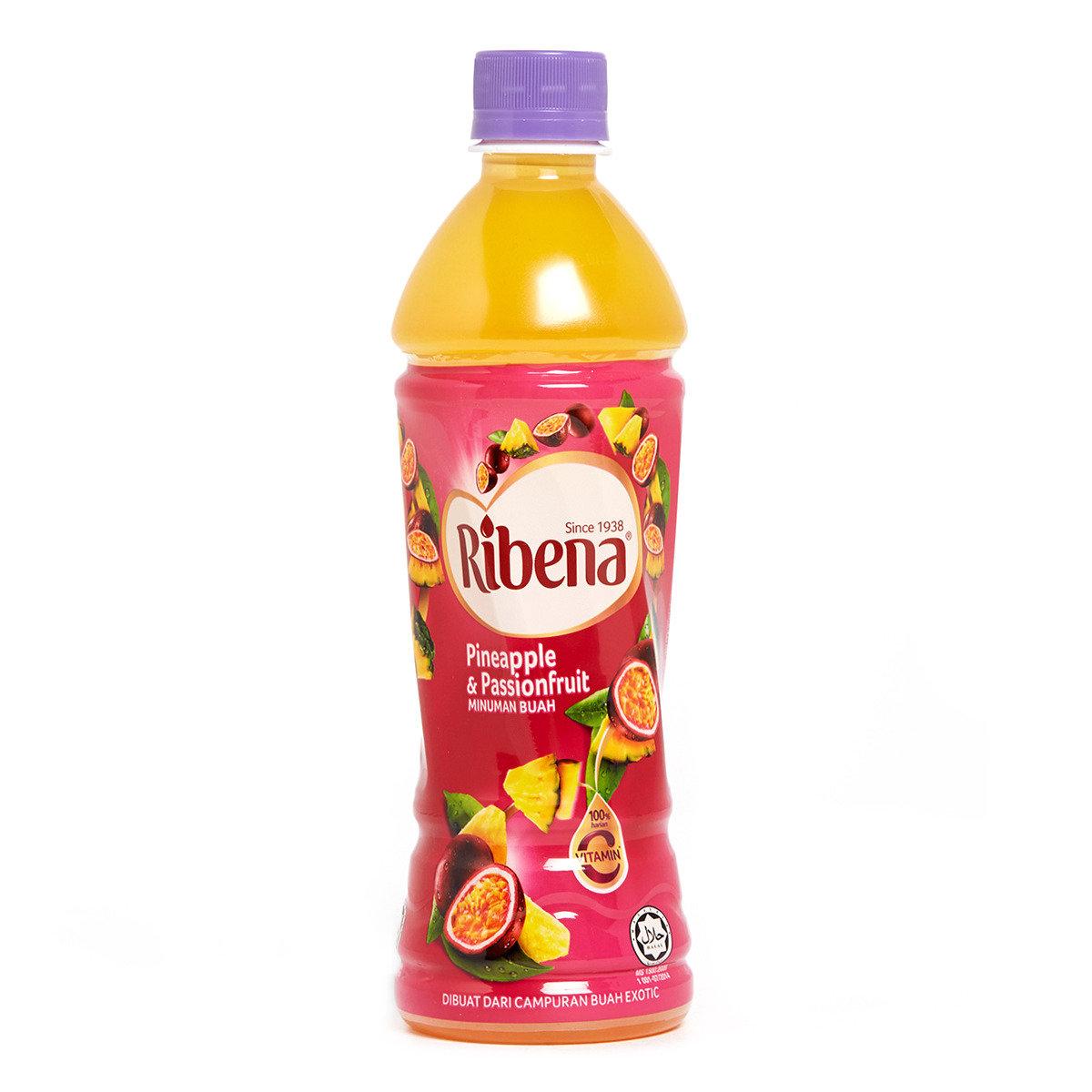 菠蘿熱情果味飲品