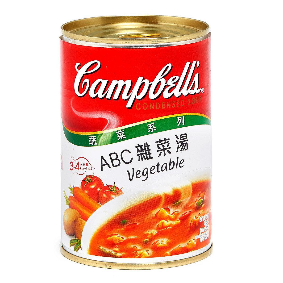 ABC雜菜湯