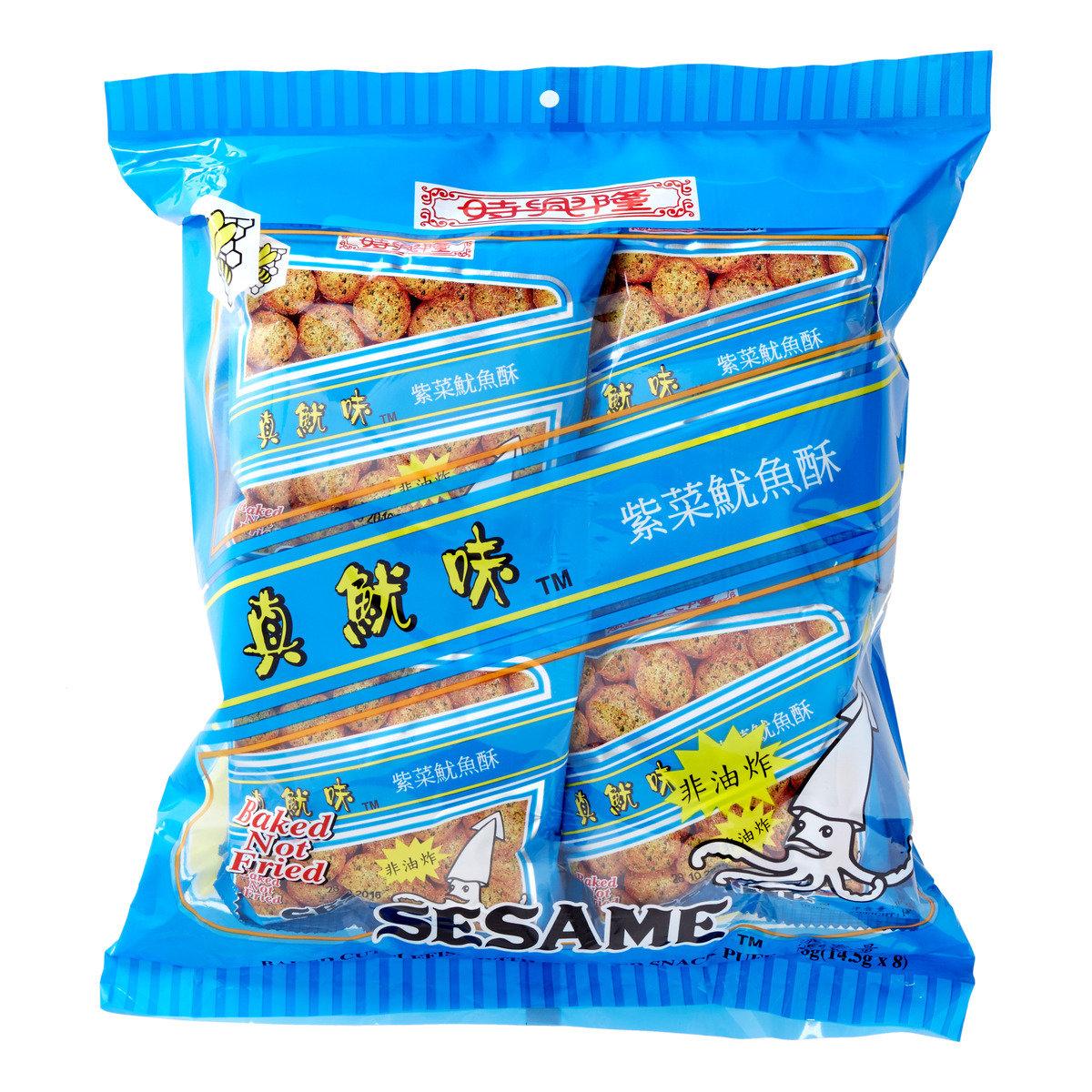 真魷味紫菜魷魚酥 (優惠包)