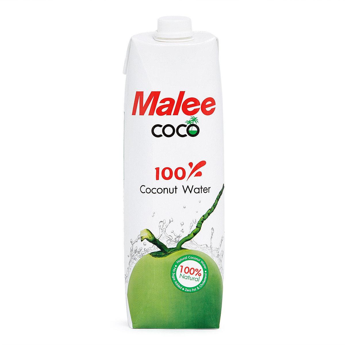 100% 純天然椰子水