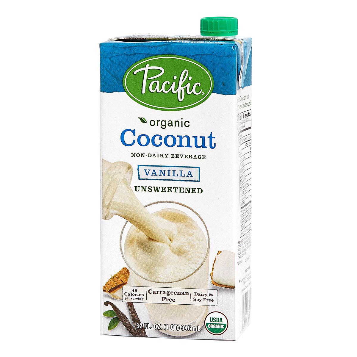 有機雲尼娜味無糖椰子飲品