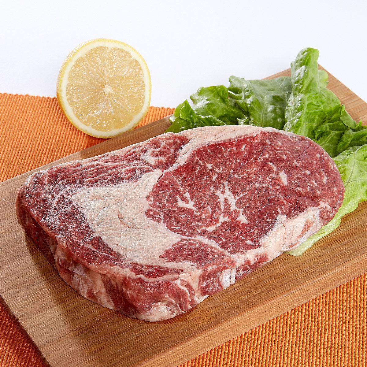英國 DR 乾 式熟成 21日牛肉眼 (急凍)