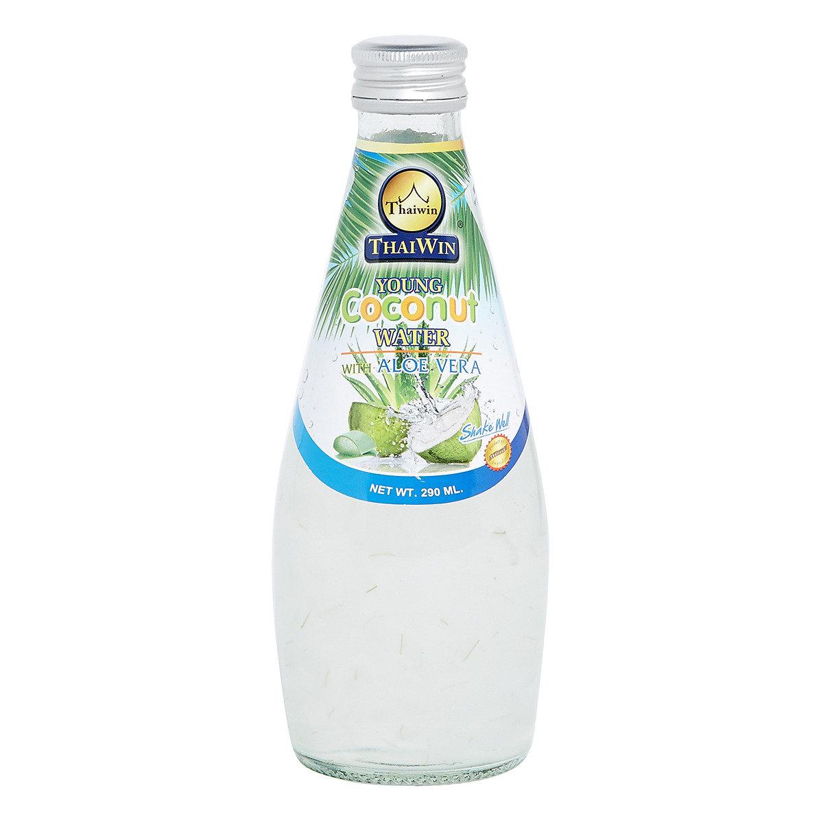 蘆薈椰青水