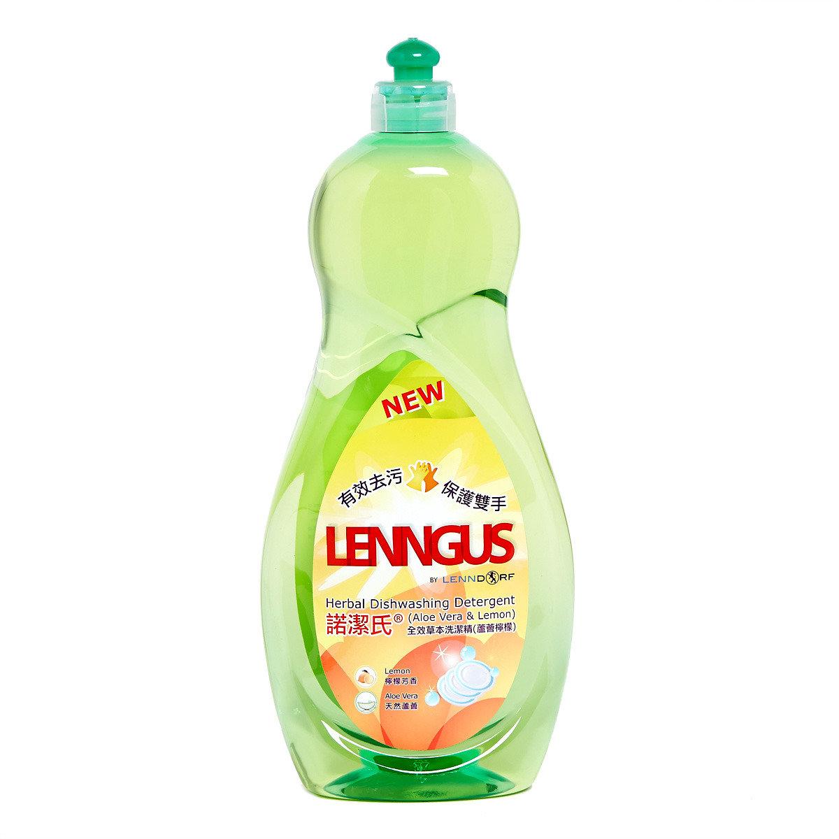 諾潔氏全效草本洗潔精- 蘆薈檸檬