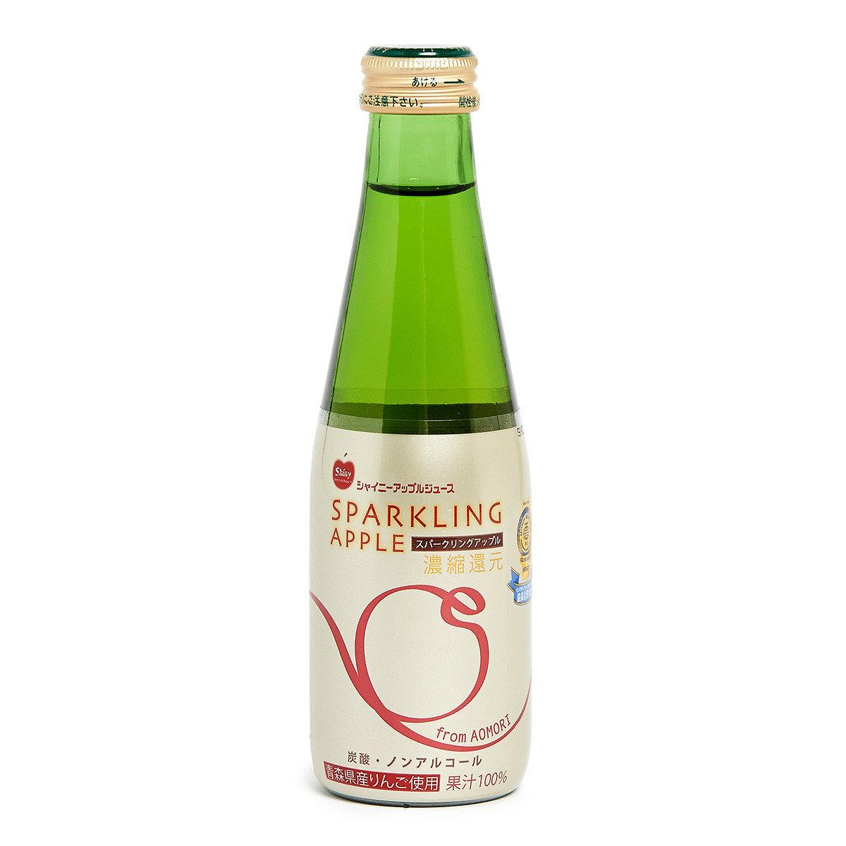 碳酸青森產蘋果汁 (原味)