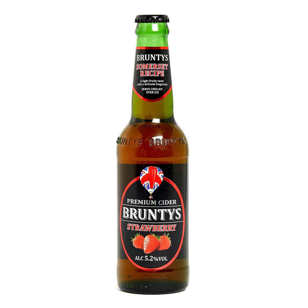Premium Cider – 草莓味