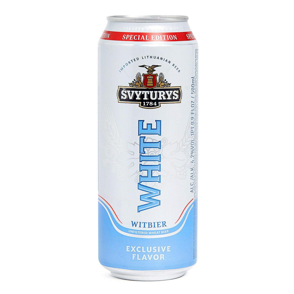 手工啤酒 - 花香白啤