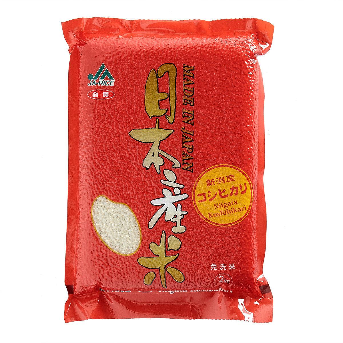 新潟產日本免洗米