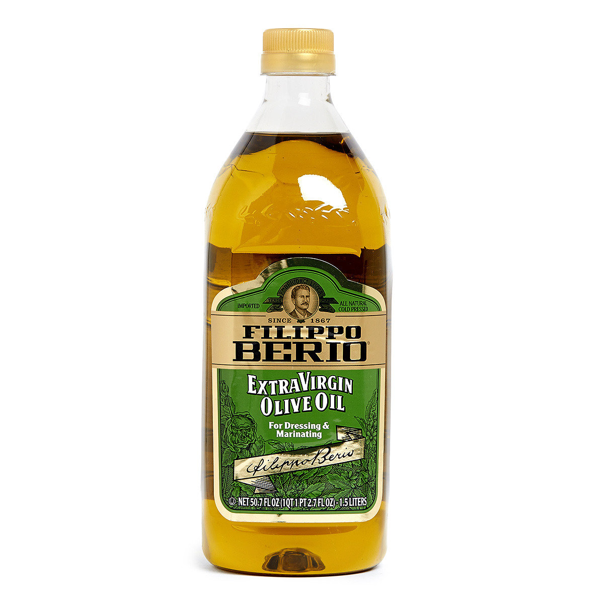 特純橄欖油 (膠樽裝)