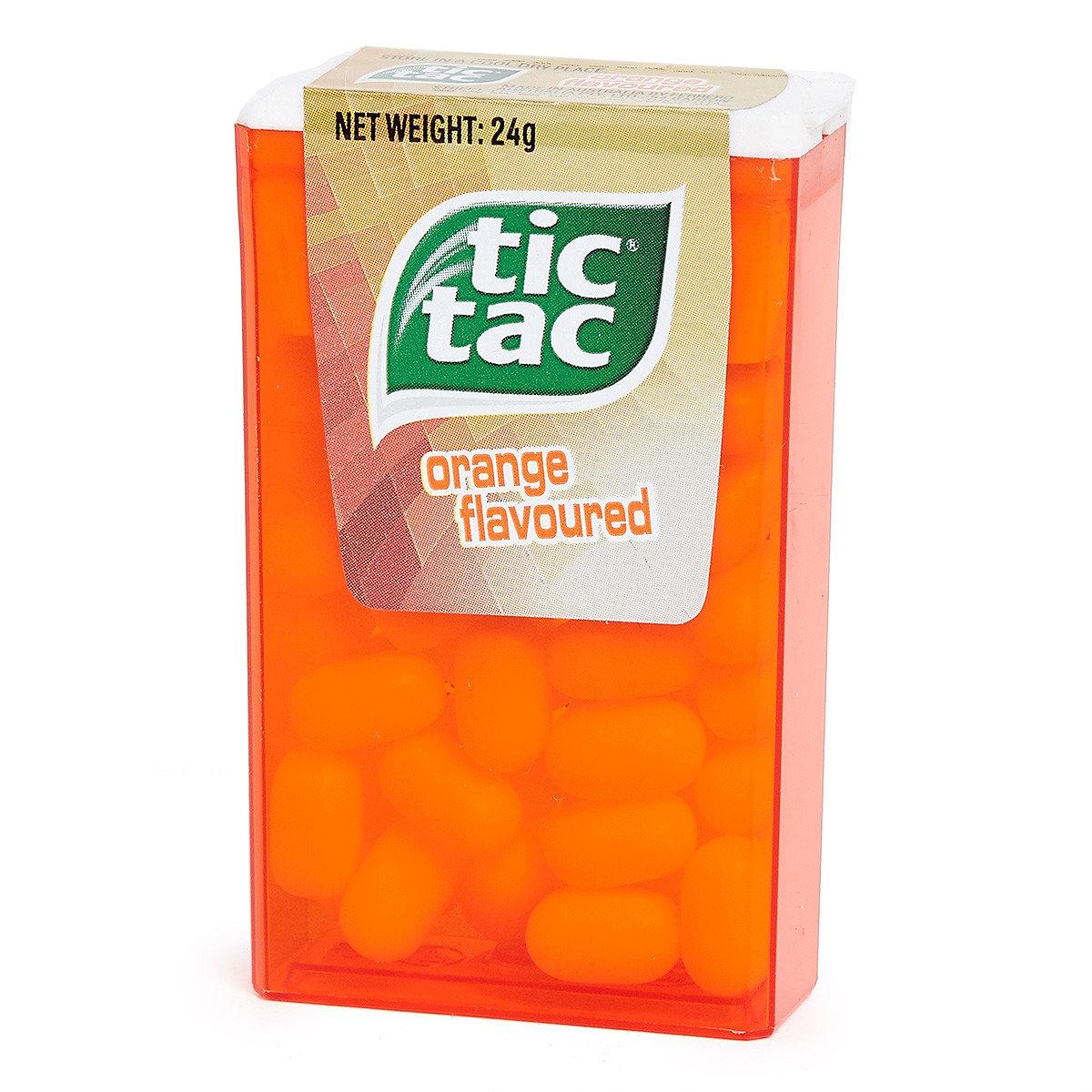 啲嗒糖 - 香橙味