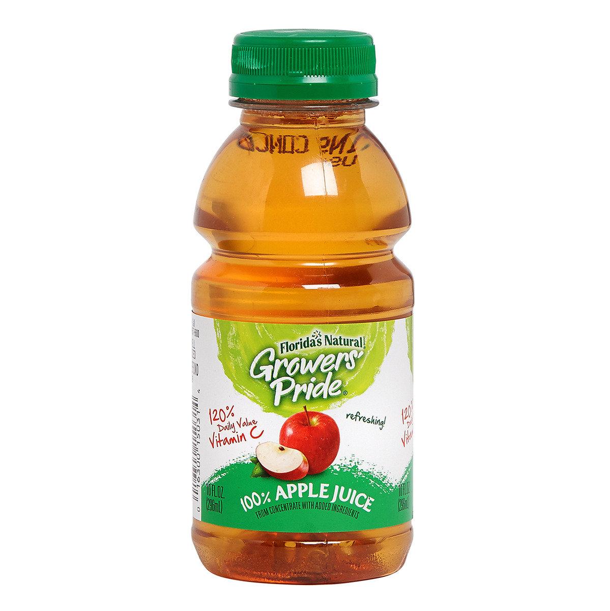 濃縮100%鮮蘋果汁