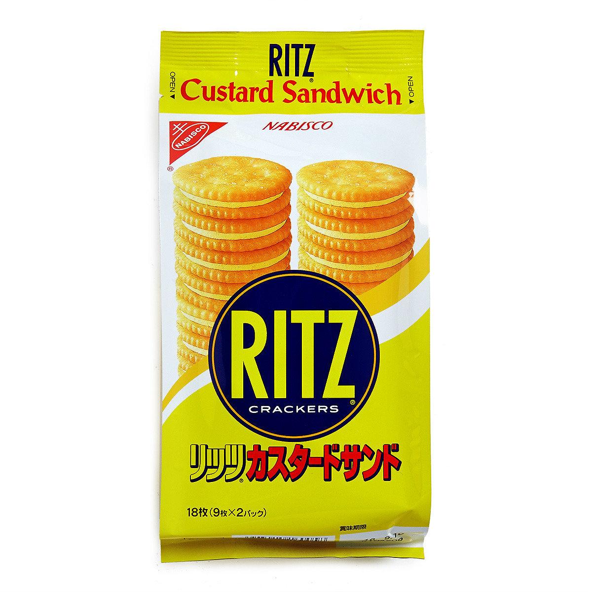RITZ 奶油夾心餅