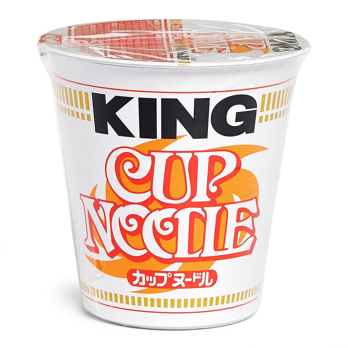 合味道KING杯麵