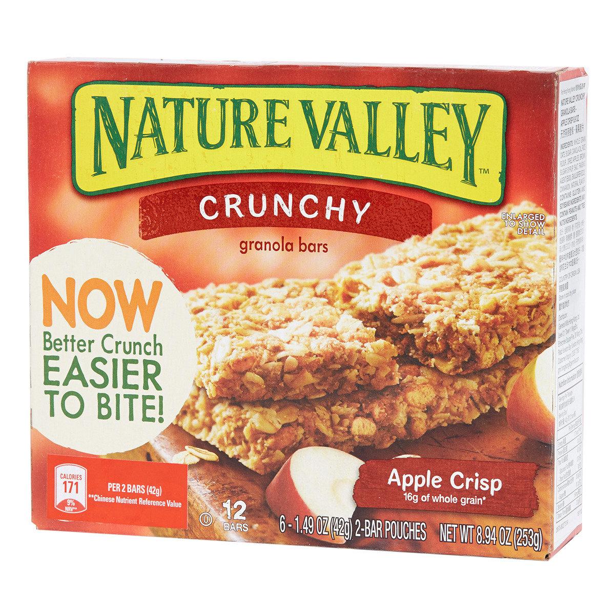 天然燕麥脆條 - 蘋果脆片