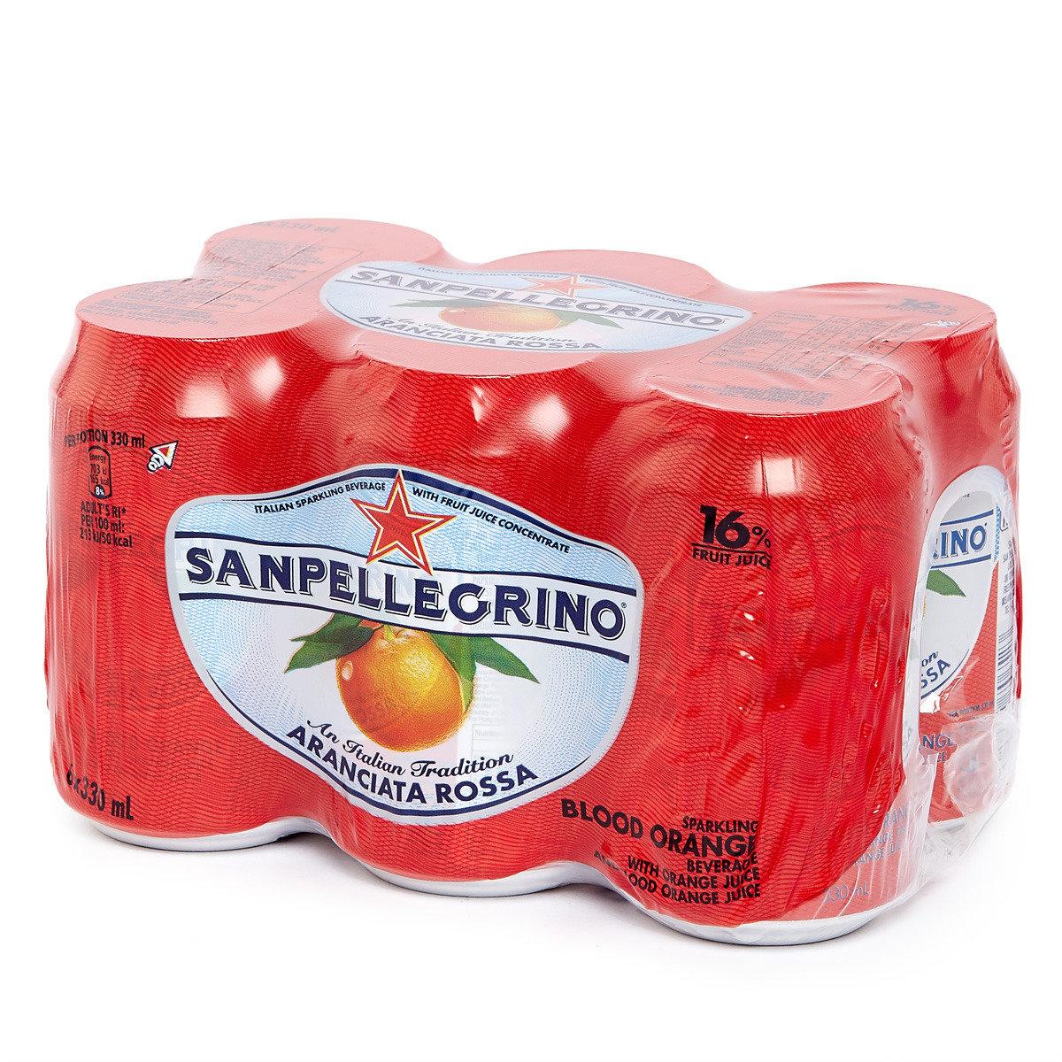 有氣紅橙汁
