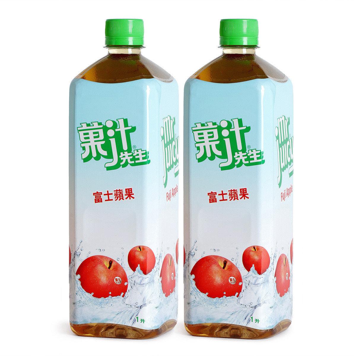富士蘋果汁飲品