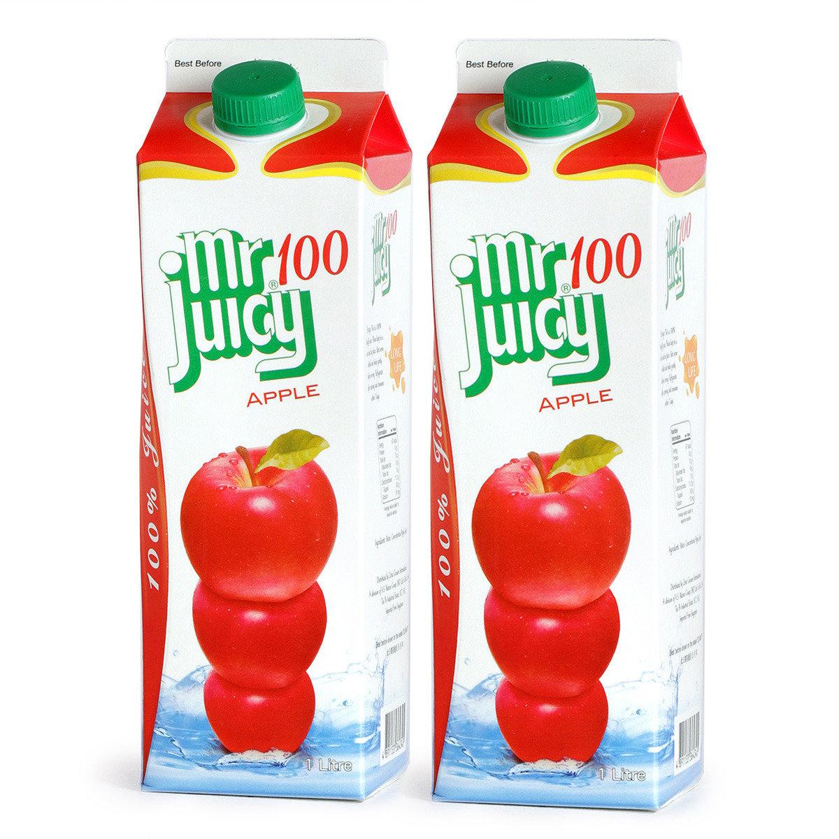 100% 蘋果汁飲品 (保鮮裝)