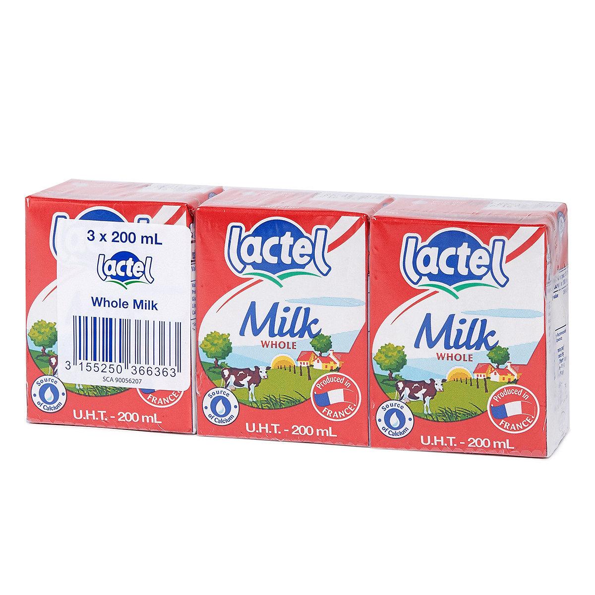 蘭特全脂奶