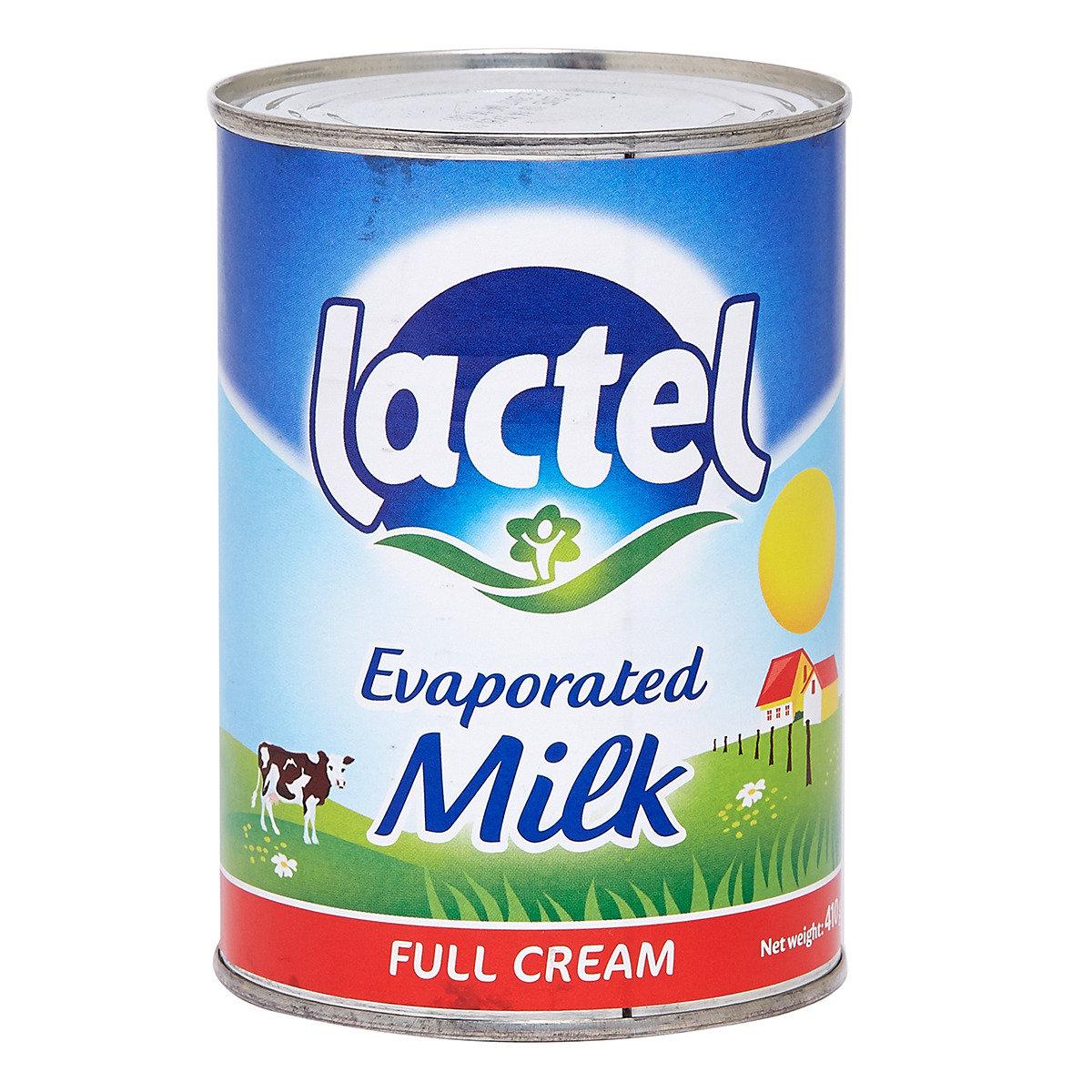 蘭特全脂淡奶