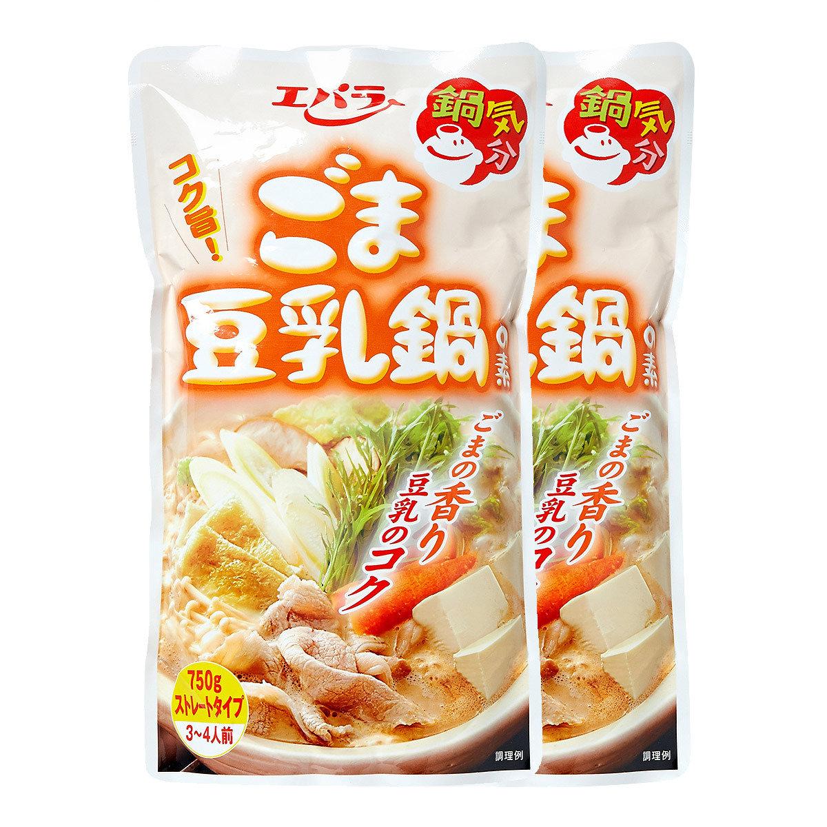 胡麻豆腐火鍋湯底
