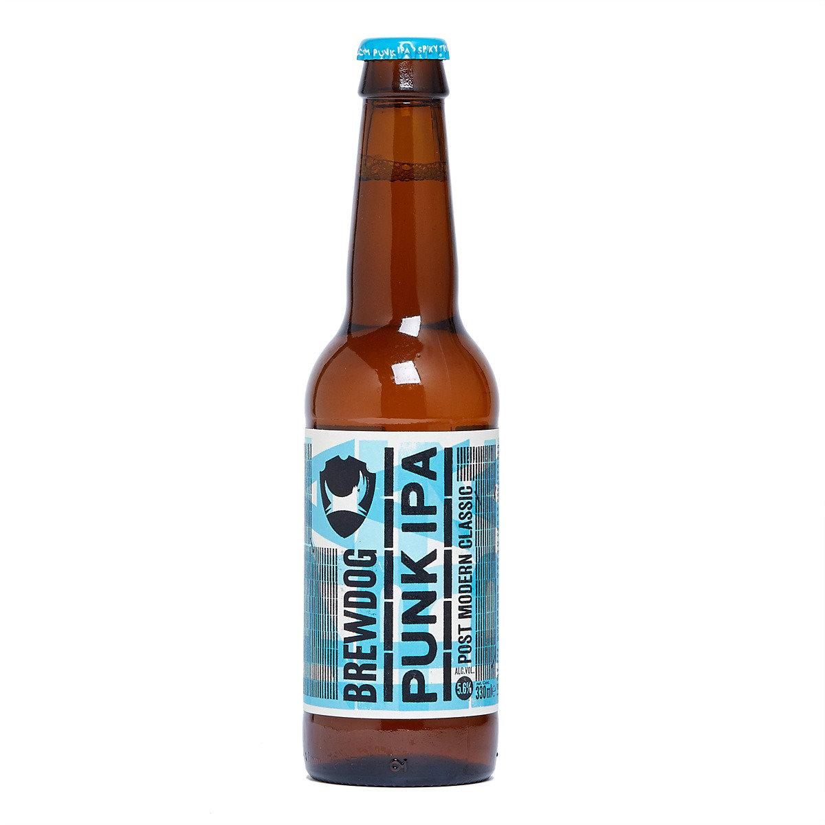Punk IPA 啤酒