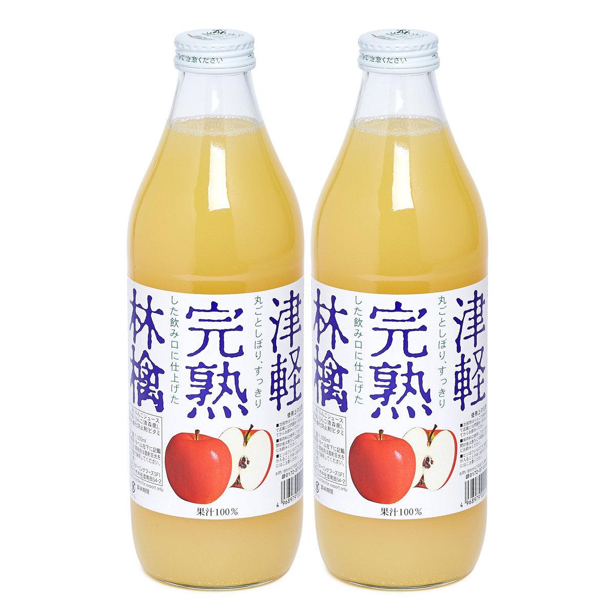 完熟林檎100%蘋果汁