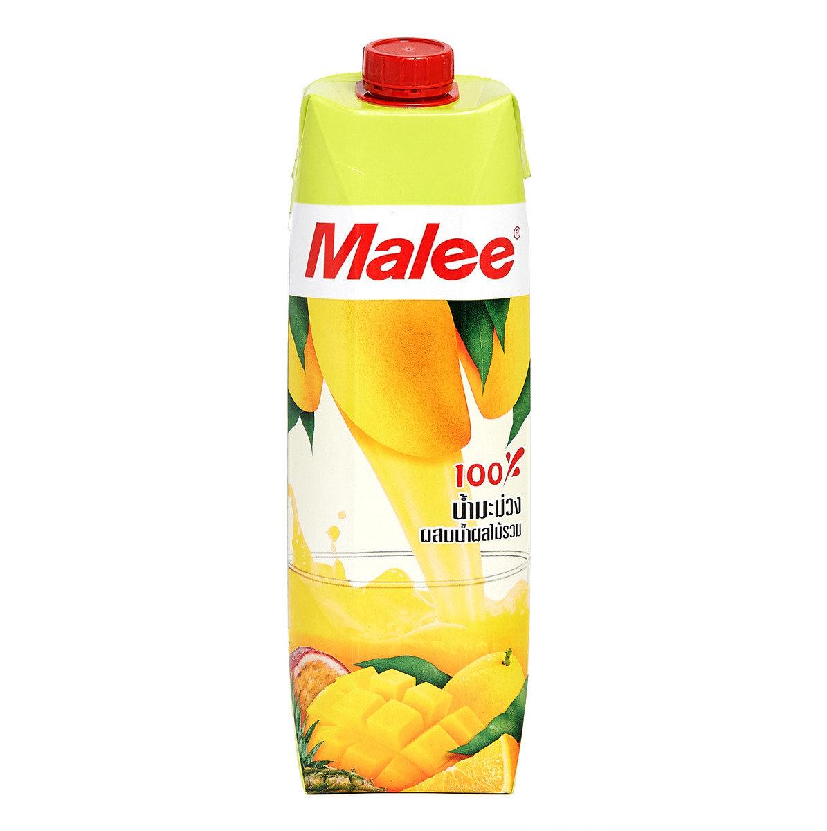 100% 純天然芒果及雜果汁