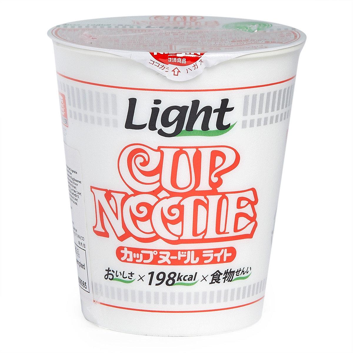 合味道LIGHT杯麵