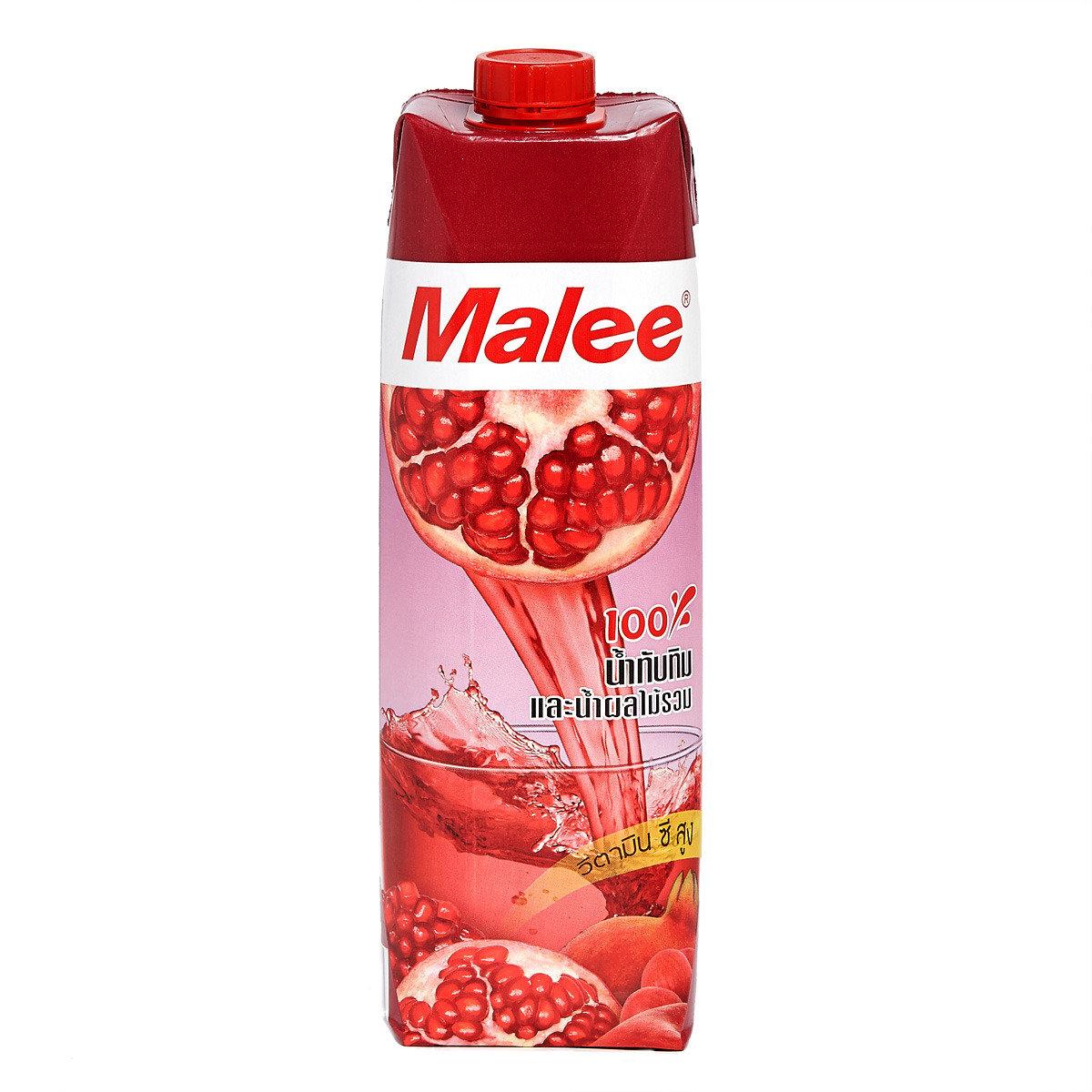 100% 純天然紅石榴汁及雜果汁