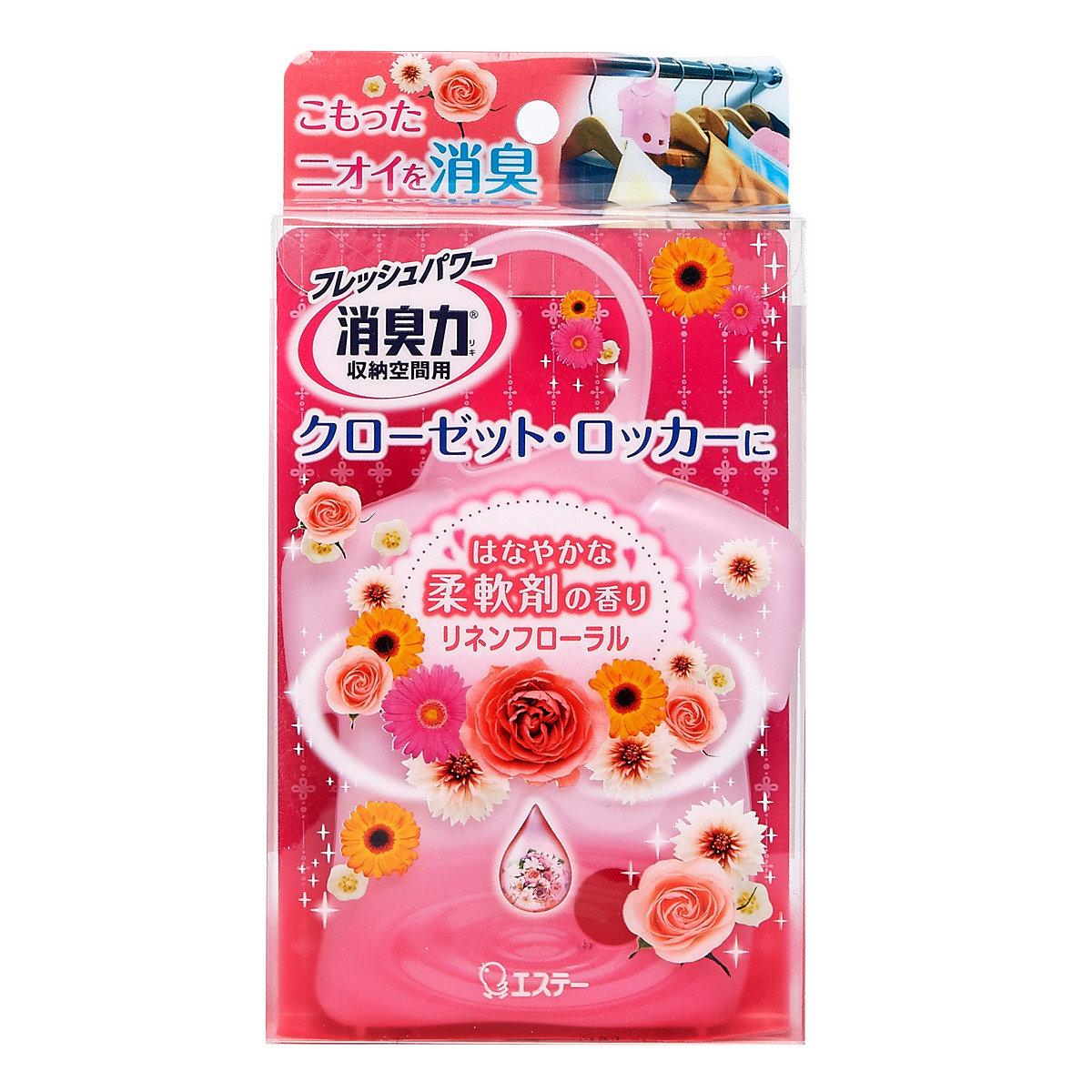 衣物淨化消臭劑衣柜用 - 花香味