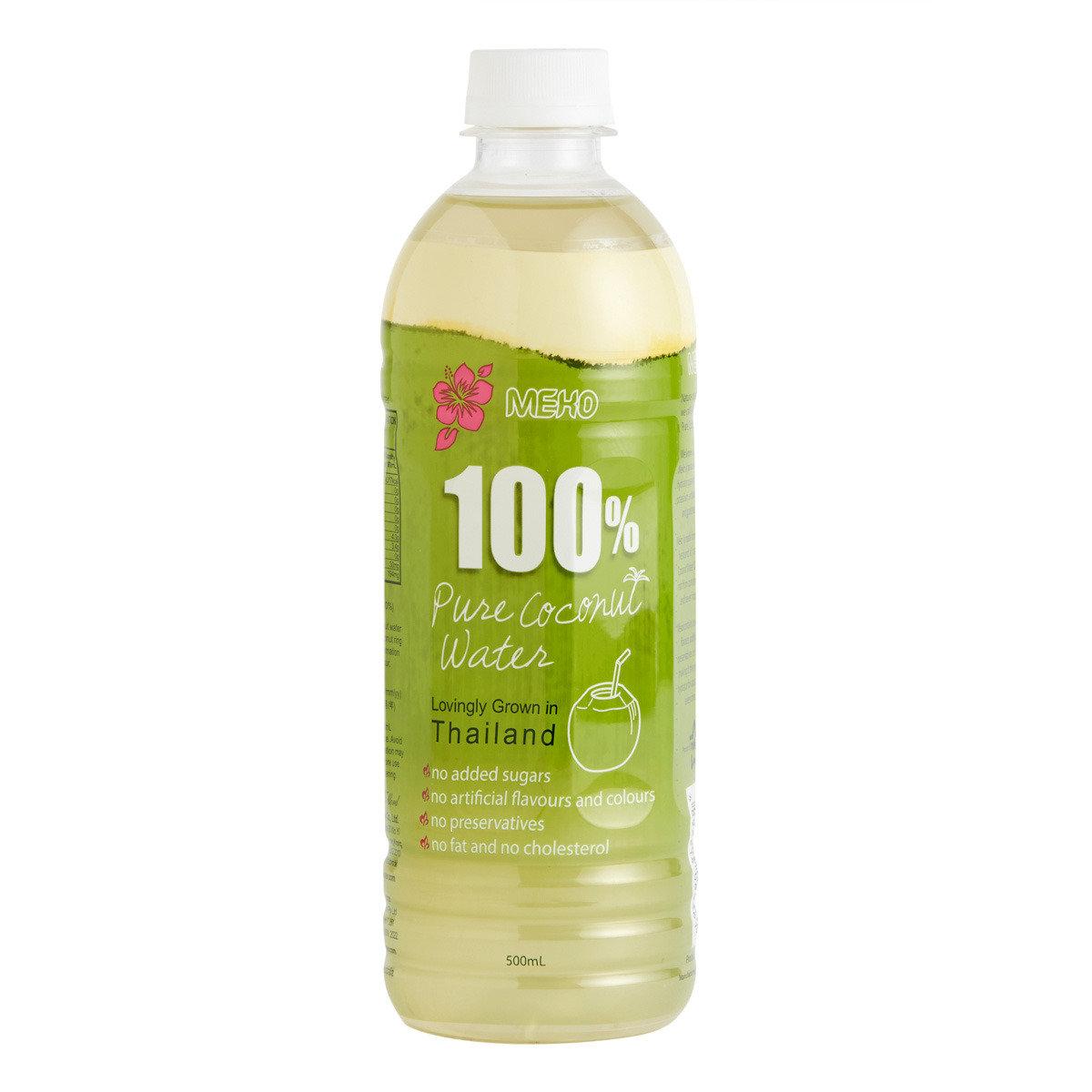 100%純椰青水